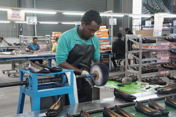 SHOE MAKING BUSINESS AND TRAINING IN NIGERIA