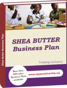 Shea butter Business Plan