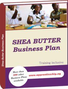 Shea butter Business Plan