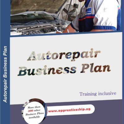AUTO REPAIR BUSINESS PLAN