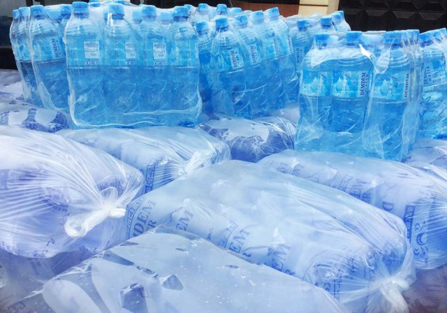 SACHET AND BOTTLED WATER PRODUCTION BUSINESS PLAN IN NIGERIA
